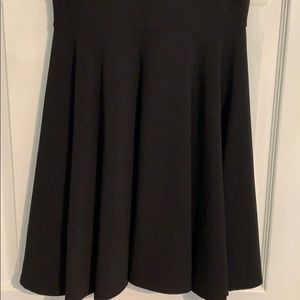 Sleeveless, fit and flare dress